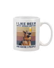 Beer and German Shepherd hp Mug thumbnail