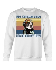 Boston Terriers Mike Echo Crewneck Sweatshirt thumbnail