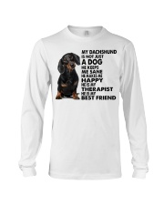 My Dachshund Long Sleeve Tee thumbnail