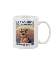 Bourbon and German Shepherd Mug thumbnail