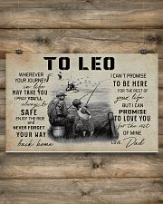 TO LEO FISHING 17x11 Poster poster-landscape-17x11-lifestyle-14