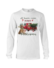 Golden Retriever Christmas Long Sleeve Tee thumbnail