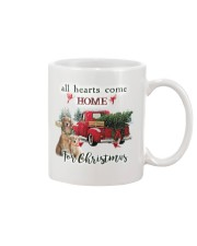 Golden Retriever Christmas Mug thumbnail