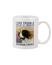 Tequila and Saint Bernard Mug thumbnail