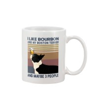 Bourbon and Boston Terrier Mug thumbnail