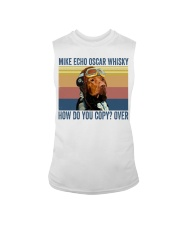 Vizsla Mike Echo Sleeveless Tee thumbnail