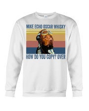 Vizsla Mike Echo Crewneck Sweatshirt thumbnail