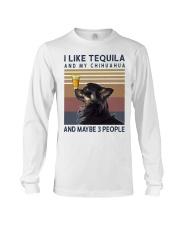 Tequila and Chihuahua kp Long Sleeve Tee thumbnail