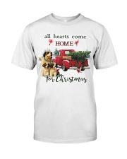 St Bernard Christmas Classic T-Shirt thumbnail