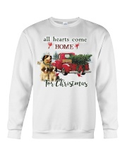 St Bernard Christmas Crewneck Sweatshirt thumbnail