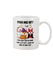 PISS ME OFF CORGI Mug thumbnail