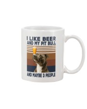 Beer and Pitbulls Mug thumbnail