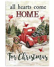 Home Golden Retriever 11x17 Poster thumbnail