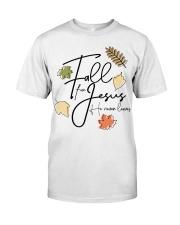 fall for jesus Classic T-Shirt thumbnail