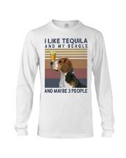 Tequila and Beagle kp Long Sleeve Tee thumbnail