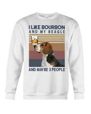 Bourbon and Beagle kp Crewneck Sweatshirt thumbnail
