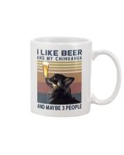 Beer and Chihuahua hp Mug thumbnail