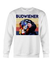 Budwiener Dachshund Crewneck Sweatshirt thumbnail