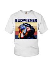 Budwiener Dachshund Youth T-Shirt thumbnail