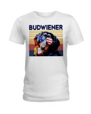 Budwiener Dachshund Ladies T-Shirt thumbnail