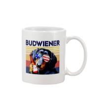 Budwiener Dachshund Mug thumbnail