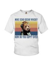American Cocker Spaniel Mike Echo Youth T-Shirt thumbnail