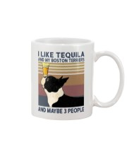 Tequila and Boston Terriers Mug thumbnail
