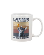 Beer and Chihuahua Mug thumbnail