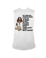 My English Springer Spaniel Sleeveless Tee thumbnail