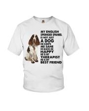 My English Springer Spaniel Youth T-Shirt thumbnail