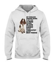 My English Springer Spaniel Hooded Sweatshirt thumbnail