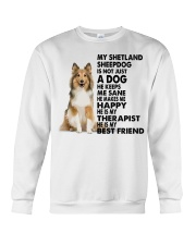 My Shetland Sheepdog Crewneck Sweatshirt tile