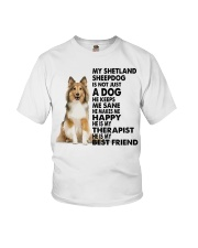 My Shetland Sheepdog Youth T-Shirt thumbnail