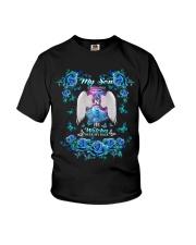My Son Angel Blue Youth T-Shirt thumbnail