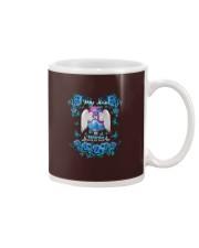 My Son Angel Blue Mug thumbnail