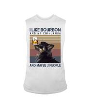 Bourbon and Chihuahua kp Sleeveless Tee thumbnail