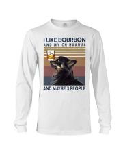 Bourbon and Chihuahua kp Long Sleeve Tee thumbnail