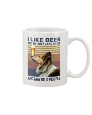 Beer and Shetland Sheep hp Mug thumbnail