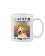 beer and Labrador Mug thumbnail