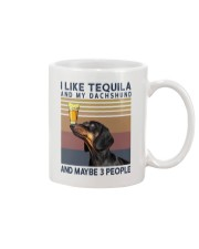 Tequila and Dachshund Mug thumbnail