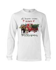 Horse Christmas Long Sleeve Tee thumbnail