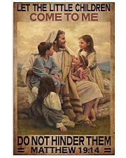 Jesus-Matthew 11x17 Poster thumbnail