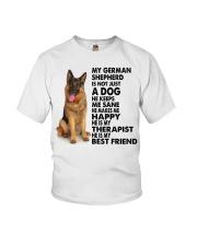 My German Shepherd Youth T-Shirt thumbnail