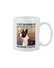 Bourbon and Boston Terrier kp Mug thumbnail