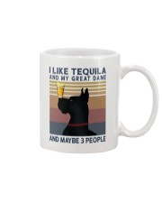 Tequila and Great Dane Mug thumbnail