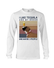 Tequila and Boxer Long Sleeve Tee thumbnail