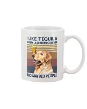 Tequila and Labrador Retriever Mug thumbnail