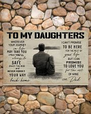 FISHING TO MY DAUGHTERS 17x11 Poster poster-landscape-17x11-lifestyle-15