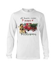 St Bernard Christmas Long Sleeve Tee thumbnail