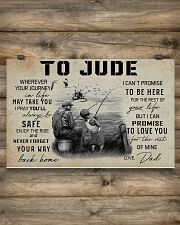 TO JUDE FISHING 17x11 Poster poster-landscape-17x11-lifestyle-14